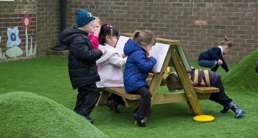Nursery Outdoor Furniture Care