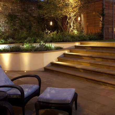 Adding Outdoor Garden Lighting to the Landscape