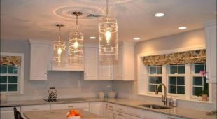 Kitchen Lighting Fixtures – A Personal Installation/Design Experience