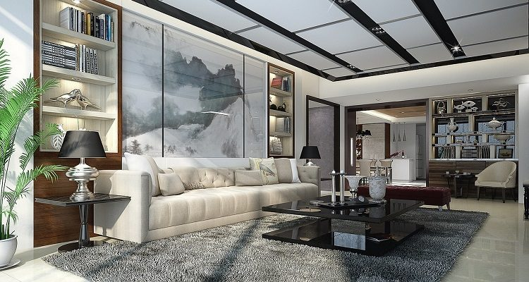 Blending Prints in Decorating Your Homes